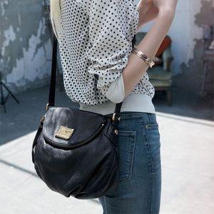 Marc Jacobs NATASHA crossbody designer handbag